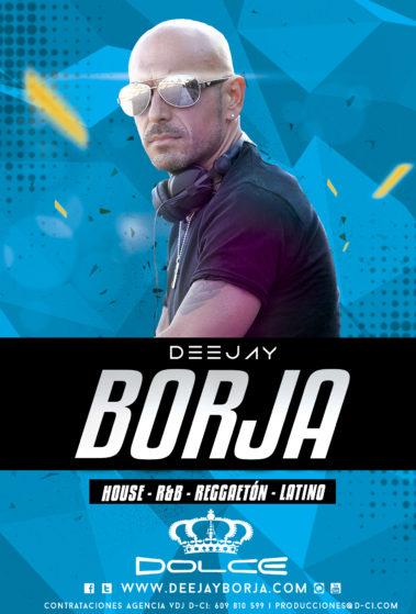 Cartel-Deejay-Borja-Residencia-Dolce-Noviembre-2018-web